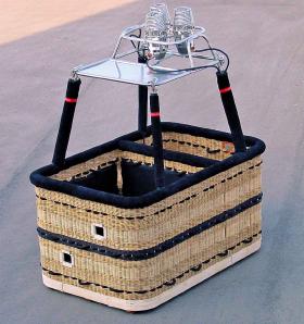 Passenger Rides Basket