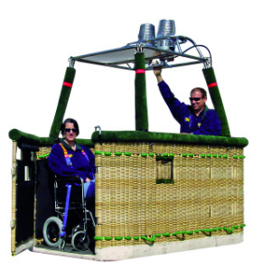 Accessible Basket